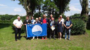 Blaue Flagge für MCO