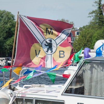 MVB Anfahren im Dahme-Spree-Revier