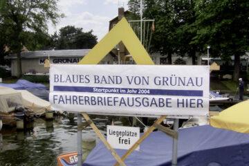 Fahrerbriefausgabe Blaues Band